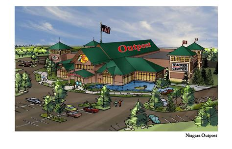little boat n net menu bass pro selects niagara on the lake for new store wbfo