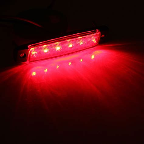lights for audew 10 pcs 3 8 6 led side marker trailer marker