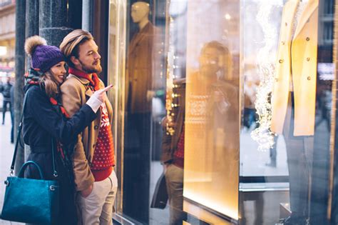 Window Shopping by Window Shopping Pictures Images And Stock Photos Istock