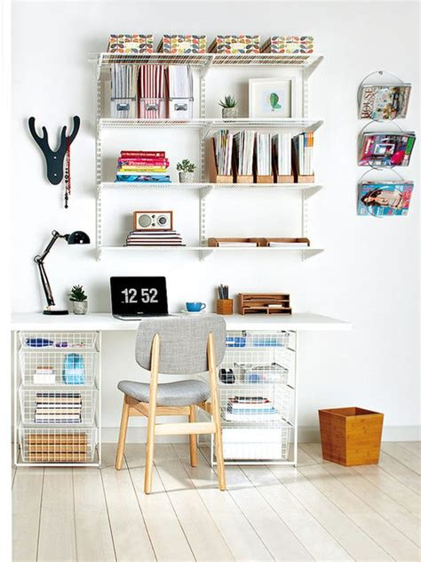 tidy and organized home offices and workspaces to how to make your workspace more comfortable tips and facts