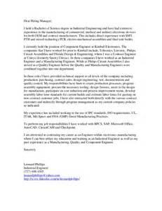 Phillips, Leonard Cover Letter