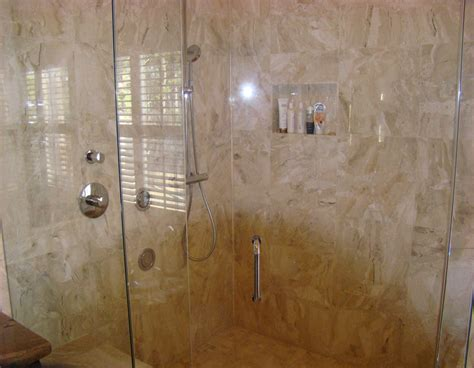 fresh best travertine vs porcelain tile bathroom 8916