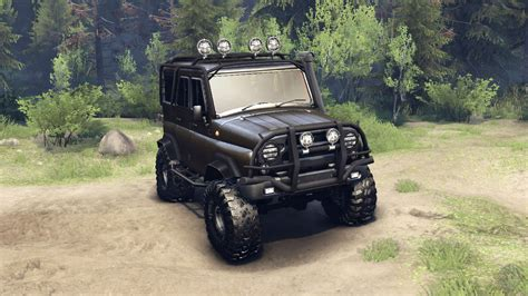 uaz hunter uaz hunter 315195 for spin tires