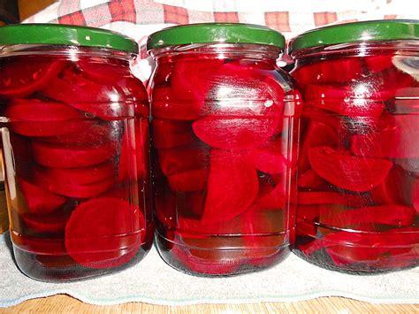 Einkochen Rote Beete 4611 by Rote Bete S 252 223 Sauer Mit K 252 Mmel Rezept Mit Bild