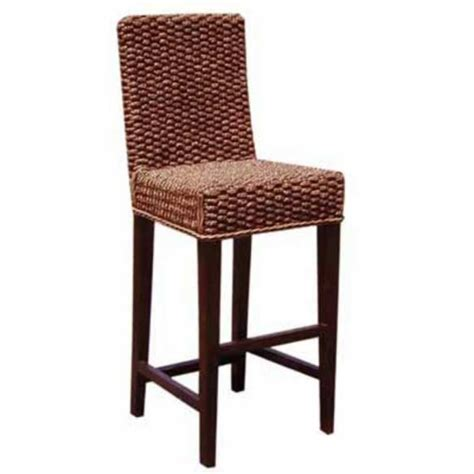 Seagrass Bar Stools Seagrass Bar Stools With Back Handwoven Bar Stools
