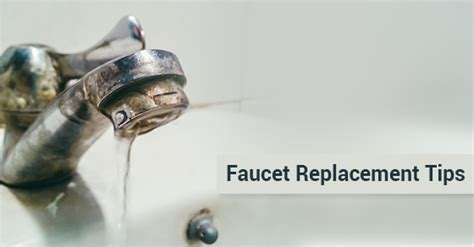 tips  replacing faucets   sinks brothers plumbing company