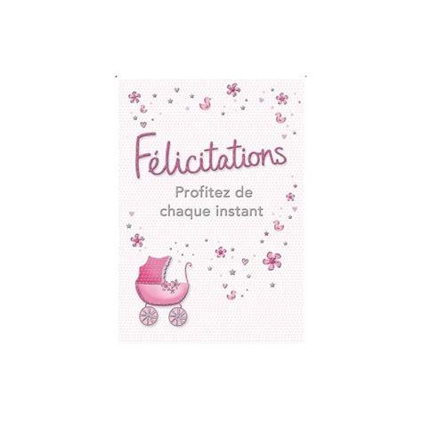 Exemple De Lettre Felicitation Naissance brin d ambiance dinan carte f 233 licitations