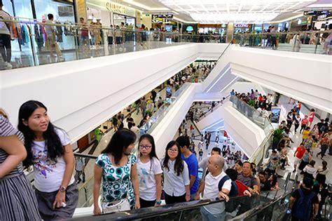 vincom center landmark  mall opens doors  vietnam vf