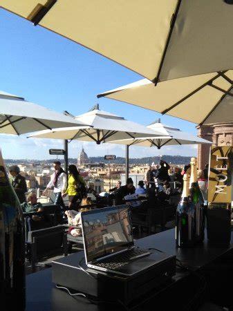 la terrazza ristorante roma la terrazza foto di rinascente roma roma tripadvisor