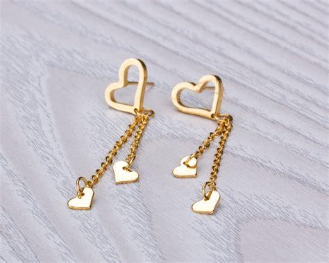 cheap gold earrings earrings