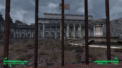 fallout 3 white house images