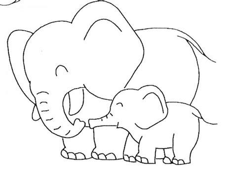 tutorial gambar hewan untuk anak mewarnai binatang gajah untuk anak tk 20 gambar hewan