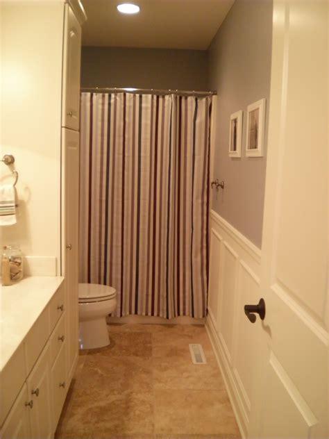 my boys bathroom makeover the house