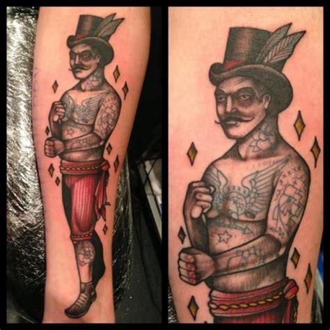 tattoo old school pugile рука олд скул бокс татуировка от mitch allenden