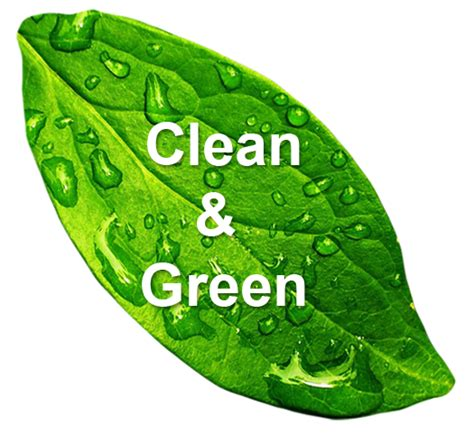 green wash clean green