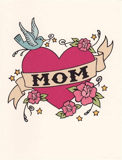 heart mom tattoo designs 40 lovely tattoos designs golfian