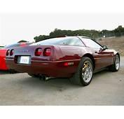 1990 Chevrolet Corvette Photos Informations Articles