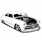 Hot Rods Ford And Cartoon On Pinterest