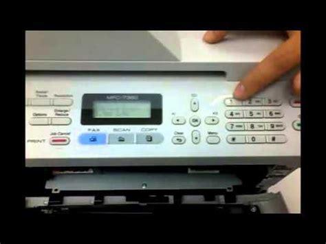 resetting brother printer drum ว ธ การร เซ ตดร มเพ อการใช ใหม brother mfc 7360 reset