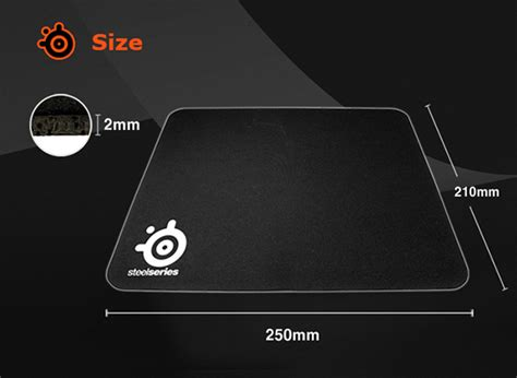 Mouse Pouch Steelseries By Zov new genuine steelseries qck mini professional gaming mouse