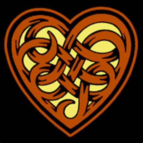 heart pattern for pumpkin carving celtic heart stoneykins pumpkin carving patterns and