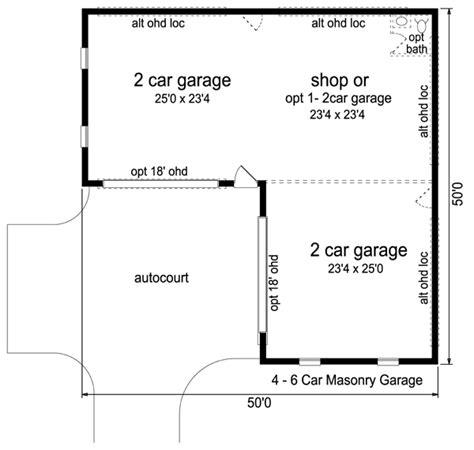 5 car garage plans 5 car garage plans five car garage designs at