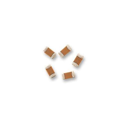 smd capacitor y5v mcca000552 multicomp mlcc 0805 y5v 50v 1uf ebay