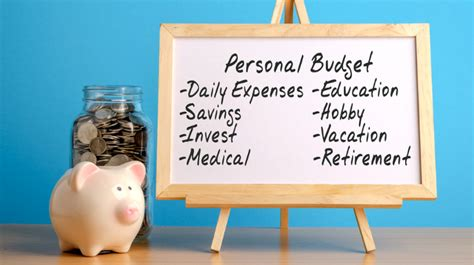 personal budgeting  tips  tracking  expenses