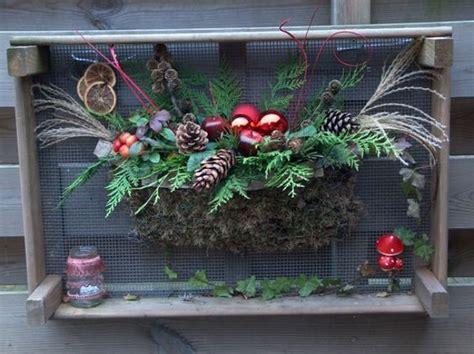 cassette natalizie decorazioni natalizie con cassette di legno 15 idee per