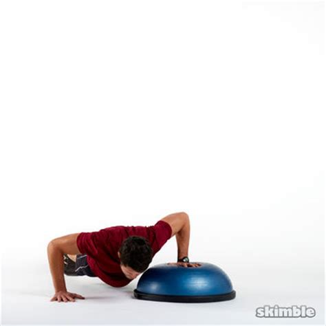 boat pose on bosu transverse abdominis how to do exercises by muscle group