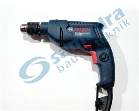 Bor Tangan Bosch Gbm 350 jual mesin bor impact drill bosch gsb 550 professional