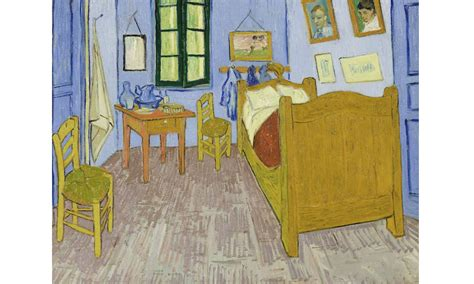 Gogh Bedroom Airbnb Trippy Travel Gogh S Bedroom Is On Airbnb