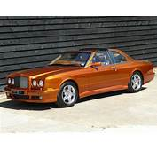 Other Marques Bentley Continental Sedanca Coupe