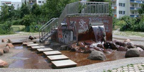 Britzer Garten Plansche by Wasserspielplatz Clara Zetkin Park Wasserspielpl 228 Tze