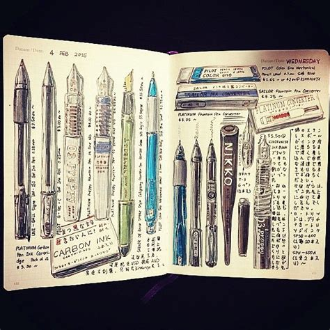 sketchbook and pen 9 best images about leuchtturm1917 on