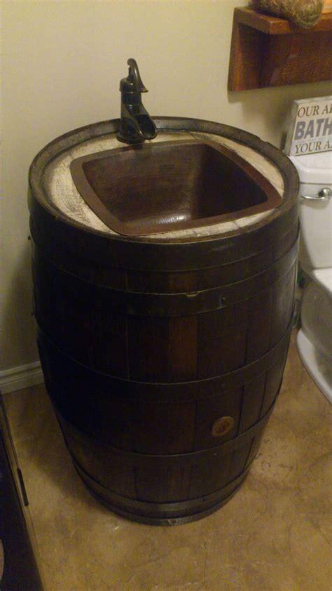 bathtub whiskey best 20 barrel sink ideas on pinterest rustic bar sinks