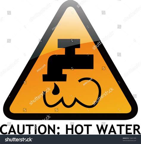 Kitchen Faucet Leak by Vector Alert Sign33 Water Stock Vector 15041335