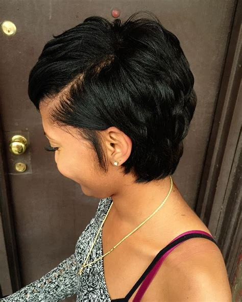 short cuts for natural mixed hair 636 best slayed short styles images on pinterest short