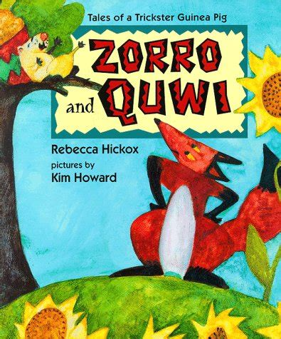 olympians hermes tales of the trickster books zorro and quwi tales of a trickster guinea pig by