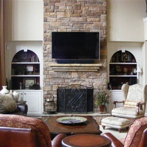 Fireplaces Atlanta by Living Room With Tv Above Gas Fireplace Atlanta Living