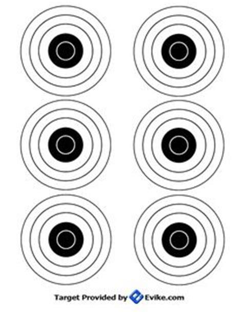 evike printable targets printable targets the villages air gun club targets