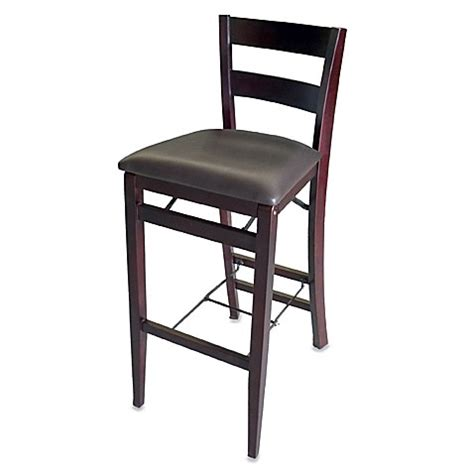 Folding Bar Stools Bed Bath Beyond Soho 30 Quot Folding Bar Stool Bed Bath Beyond