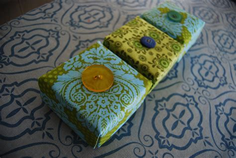 Fabric Origami Box - fabric origami boxes sewing projects burdastyle