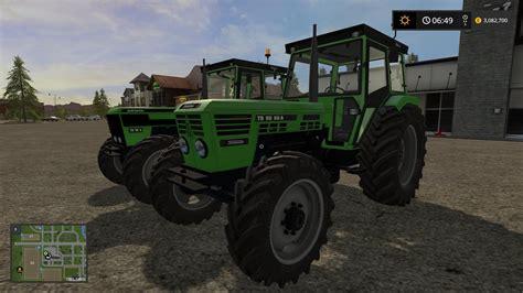 Ls For by Deutz Torpedo Ls17 Pack V1 0 Farming Simulator 2017 Mods