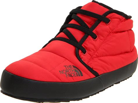northface slippers the mens nse traction chukka insulated slipper