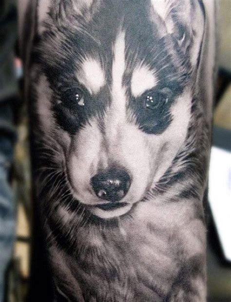 imagenes de tatuajes realistas de animales tatuajes de perros tatuajes