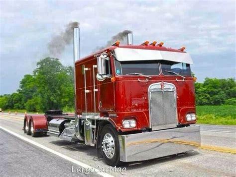 largest kenworth truck kenworth cabover rigs pinterest rigs kenworth