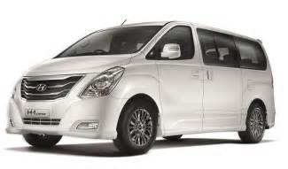 H1 Hyundai Hyundai H1 Limited Edition To Launch At 2015 Big Motor Sale