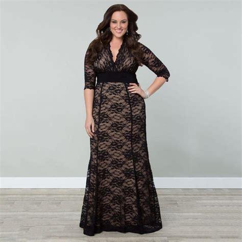 Longdress Blue Big Size Limited s plus size lace winter gown dresses 2016 autumn maxi formal dress 4xl