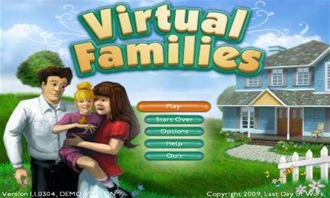 cara membuat anak virtual families tips dan trik bermain game virtual families gamers amatir
